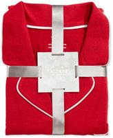 Alfani Plus Size Notch Collar Knit Pajama Set, Only at Macy's