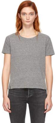 Amo Grey Twist T-Shirt