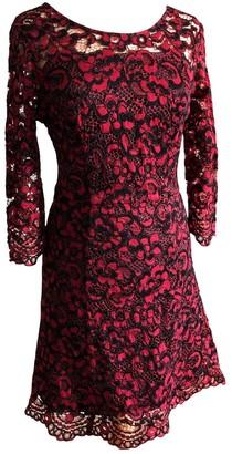 Liu Jo Liu.jo Red Lace Dress for Women