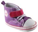 Luvable Friends Color Block High Top Sneaker (Infant)