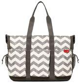 Skip Hop SKIP*HOP® Double Duo Hold-It-All Diaper Bag in Chevron
