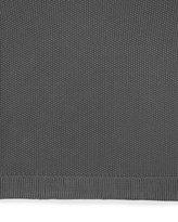 Ralph Lauren Home King Palmer Seed-Stitch Blanket