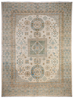 Solo Rugs Khotan Hand Knotted Wool Rug