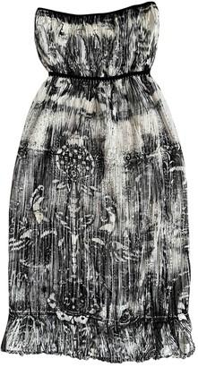 Vivienne Tam Multicolour Cotton Dress for Women