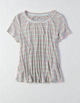 American Eagle AEO Soft & Sexy Tomgirl T-Shirt