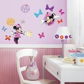 "Bed Bath & Beyond Roomates Minnie Mouse ""Bow-Tique"" Peel & Stick Wall Decals"