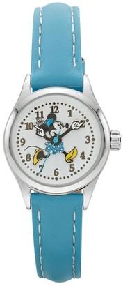 Disney Petite Running Minnie 25mm Aqua