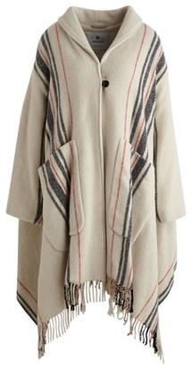 Woolrich Draped coat