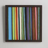 Art Insert, Multicolored Stripe