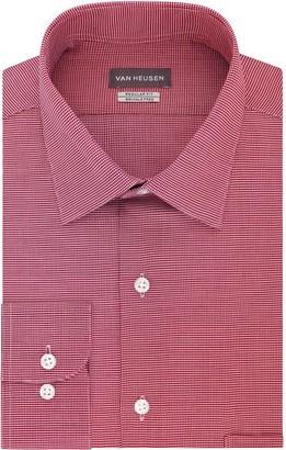 Van Heusen Big & Tall Regular-Fit Wrinkle-Free Dress Shirt
