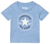 Converse Blue Chuck Patch Infants Tee