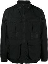 White Mountaineering Cordura raglan jacket