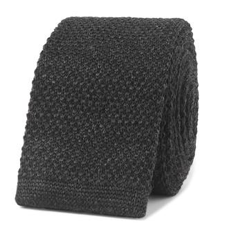 Lanvin 5cm Wool Tie