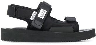 Suicoke textured strap sandals