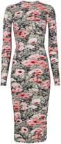 Fleur Du Mal Bust Detail Knit Dress