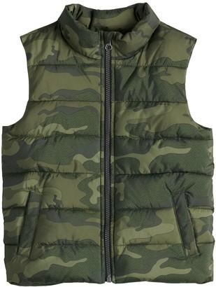 Sonoma Goods For Life Boys 4-12 Puffer Vest