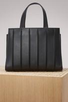 Max Mara Whitney leather shopper bag