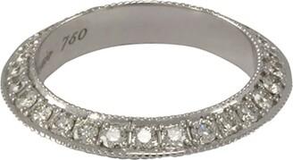 Lo Spazio Jewelry Lo Spazio Diamond Knife Edge Ring