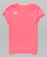 Soffe Cotton Candy Tissue Tee - Girls
