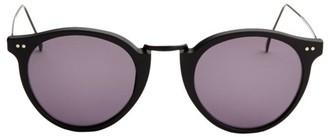 Illesteva Portofino 48MM Round Sunglasses
