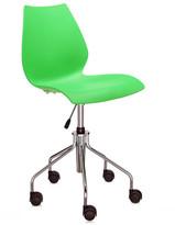 Kartell Maui Swivel Chair - Green
