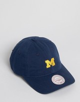 Mitchell & Ness Baseball Cap Adjustable Michigan
