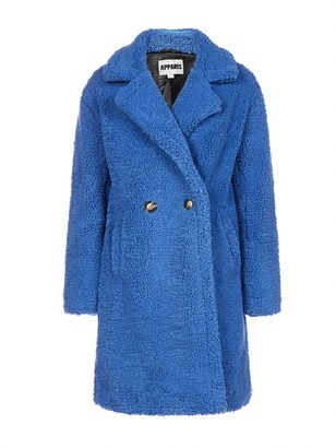 Apparis Anouck Faux-shearling Coat