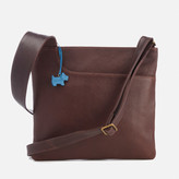 Radley Women's Pocket Bag Large Zip Top Cross Body Bag - Brown