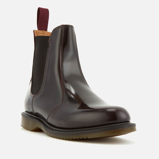 Dr. Martens Women's Flora Arcadia Leather Leather Chelsea Boots