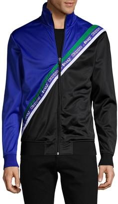 Kappa Logo Sash Full-Zip Jacket