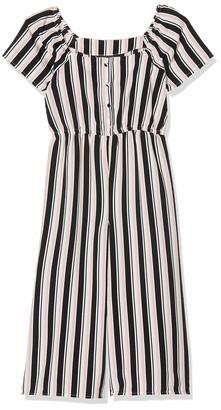 New Look 915 Girl's Riley Stripe Dress