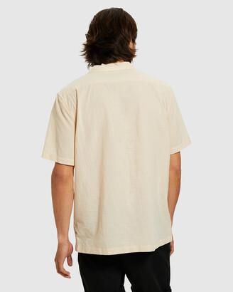 Arvust Heggie Resort Shirt Sand