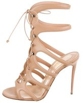 Christian Louboutin Amazoulo 100 Cage Sandals w/ Tags