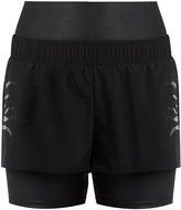adidas by Stella McCartney Double-layered performance shorts