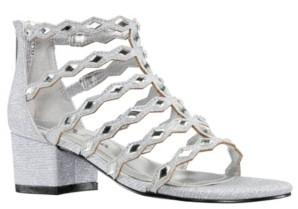 Nina Mantina Little Girls Fashion Dress Sandal