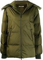 Stella McCartney branded puffer jacket