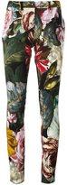 Philipp Plein 'Conflict' trousers - women - Spandex/Elastane/Viscose - S
