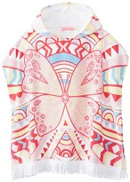 Seafolly Girls' Jewel Cove Poncho Cover Up (2yrs6yrs) - 8133197
