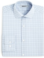 DKNY Boys' Small Plaid Button Down Shirt - Sizes 8-18