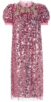 Dolce & Gabbana Sequin-embellished Dress