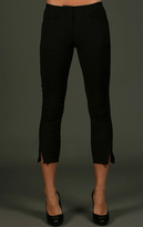 Riding Pant with Ankle Zip