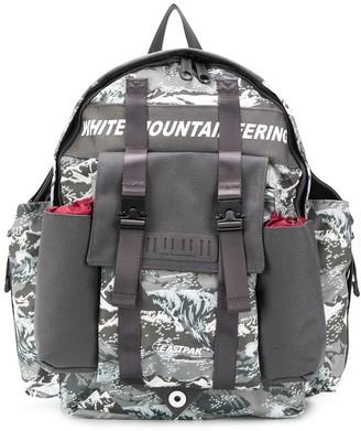 Eastpak white mountaineering pakker backpack