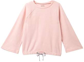 Harper Canyon Flare Sleeve Sweatshirt (Big Girls)