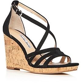 Charles David Women's Randee Wedge Heel Sandals