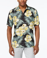 Tommy Bahama Men's Printed Hibiscus Shirt