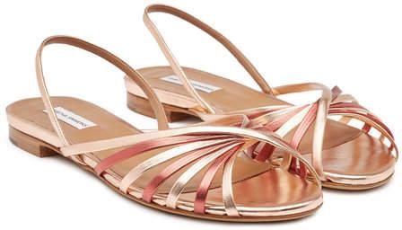 Tabitha Simmons Noel Leather Sandals