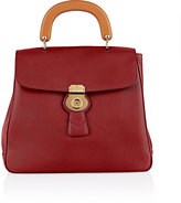 Burberry X Barneys New York Women's DK88 Large Satchel