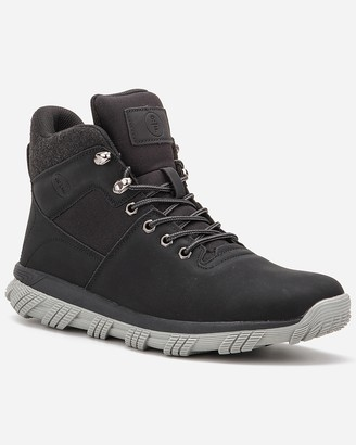 Express Reserved Footwear New York Darnell Mid-Top Sneaker Boots