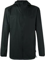 Rains zip-up jacket - men - Polyester/Polyurethane - S