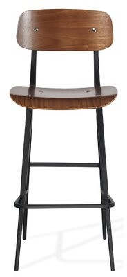"Industrial Modern Saba 29.5"" Bar Stool"